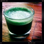 Chlorella shot